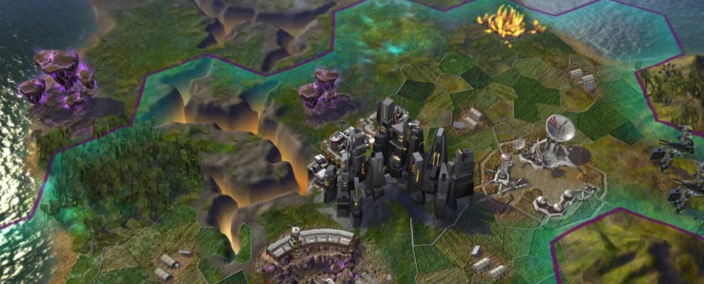Level 13: Civilization: Beyond Earth, Grimrock 2 und Sunset Overdrive
