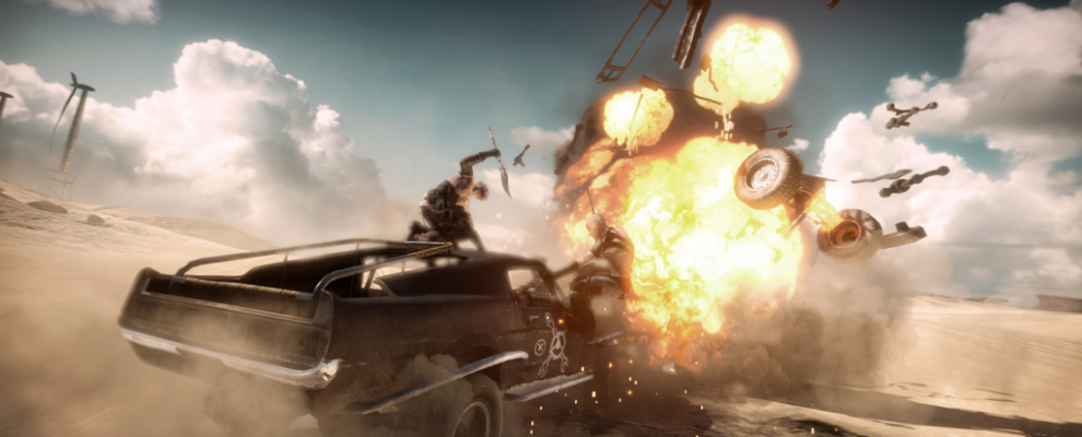 Level 29: Mad Max und Metal Gear Solid V en masse