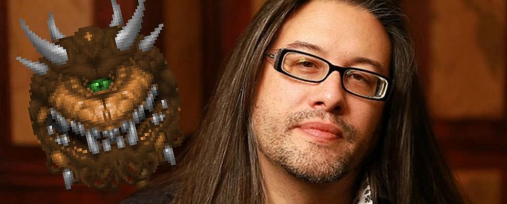 Doom-Schöpfer John Romero erklärt in Zürich, was Entwickler draufhaben müssen