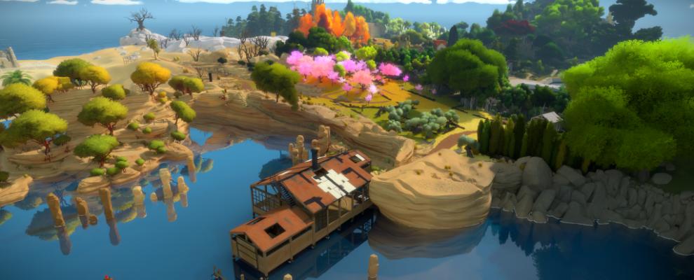REVIEW: The Witness – Eine Insel voller Rätsel, die euch das Gehirn zermartern