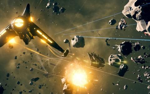 Level 53: Space Games, Overwatch-Klon und Akte X vs. Twin Peaks