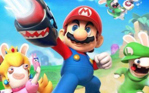 Level 74: Mario + Rabbids, Uncharted und Age of Empires
