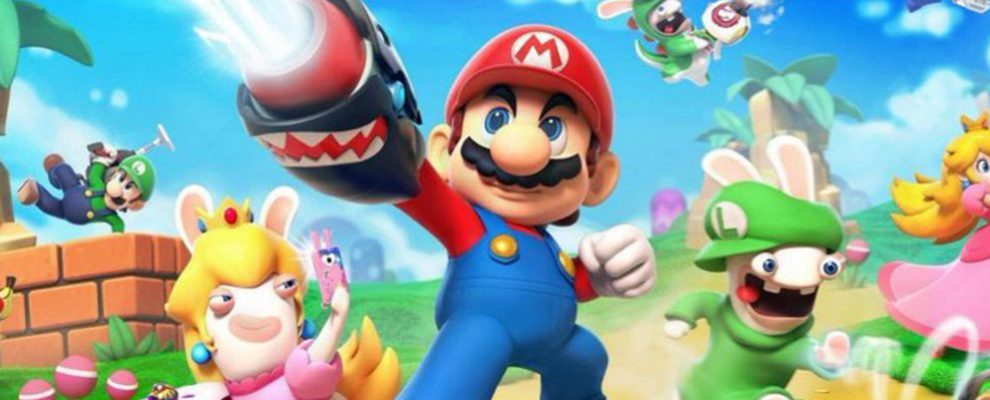 Level 74: Mario + Rabbids, Uncharted und Age of Empires